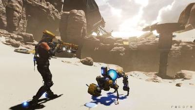 скриншот 3 к ReCore: Definitive Edition (2018) PC | RePack от xatab