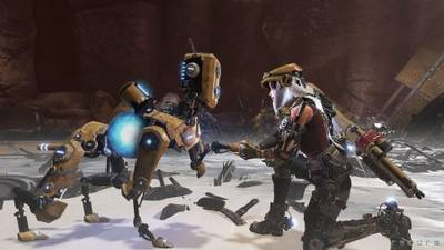 скриншот 2 к ReCore: Definitive Edition (2018) PC | RePack от xatab