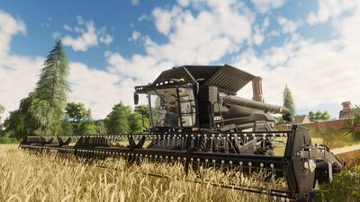 скриншот к Farming Simulator 19 (2018) PC/RUS/Repack