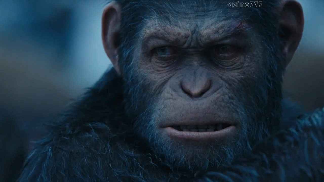 Война / War for the Planet of the Apes (2017) HDRip