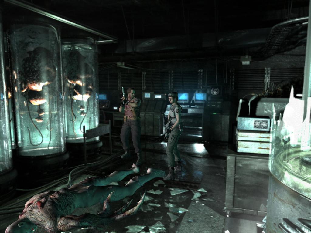 Resident Evil Remake (2002) PC